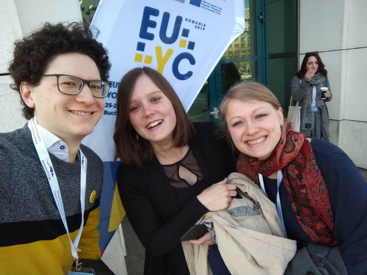 EU-Jugendkonferenz in Rumänien