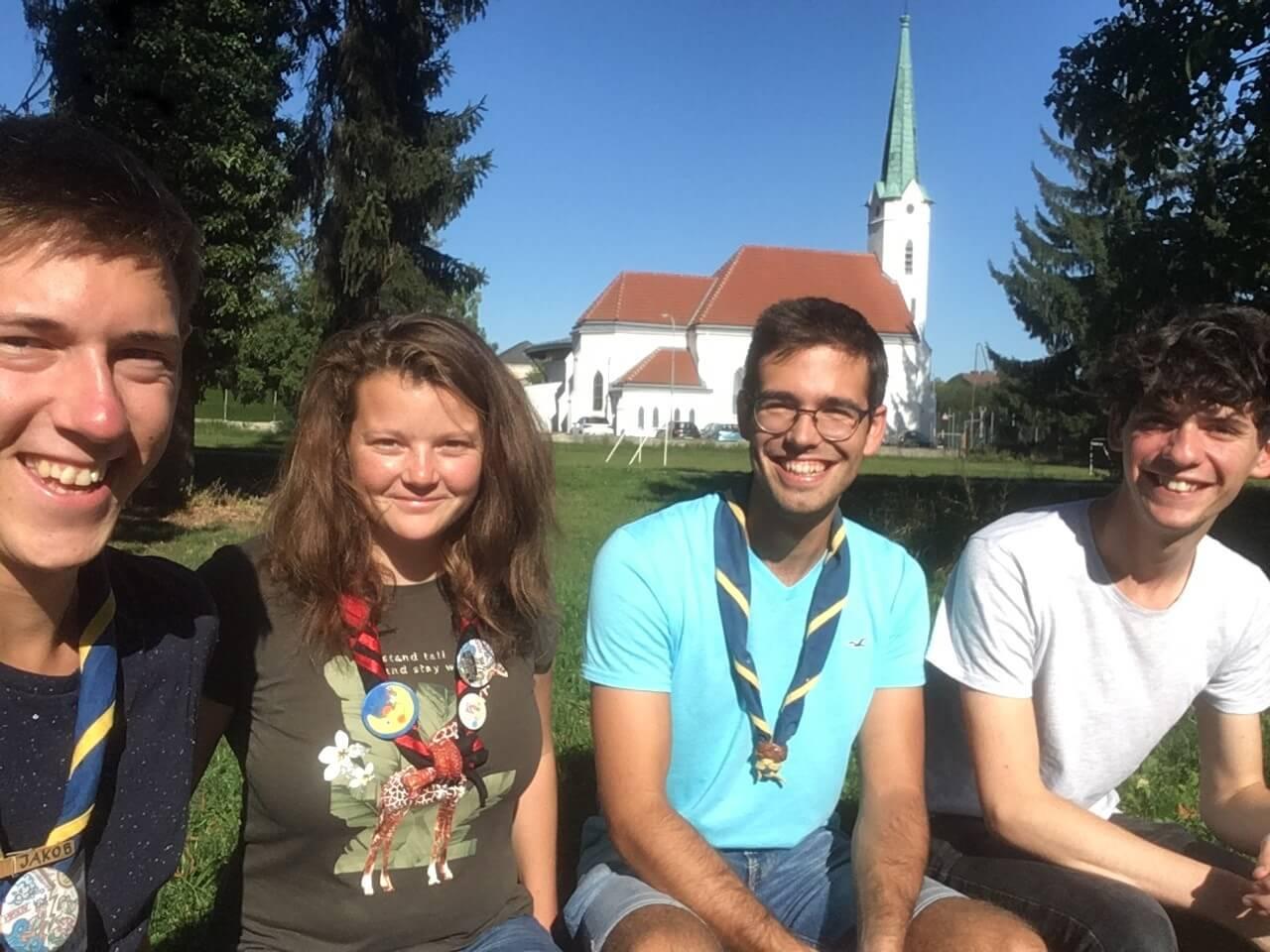 UNYD Tour durch Österreich