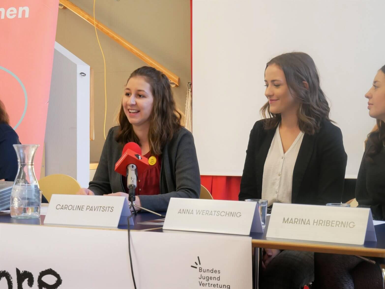 Pressekonferenz 30 Jahre Kinderrechte